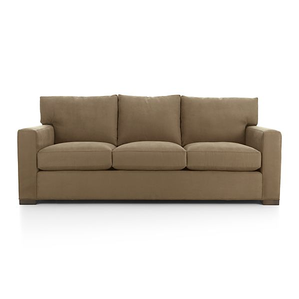 Axis Ii 3 Seat Sofa Coffee Crate And Barrel