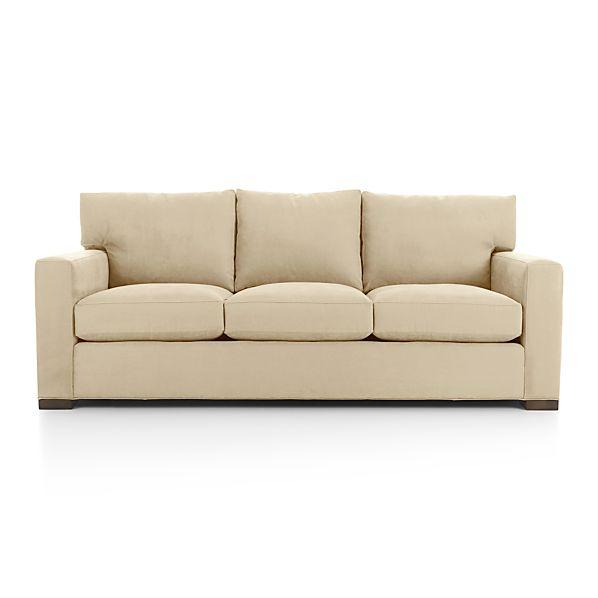 Axis Ii 3 Seat Queen Sleeper Sofa Coffee Crate And Barrel