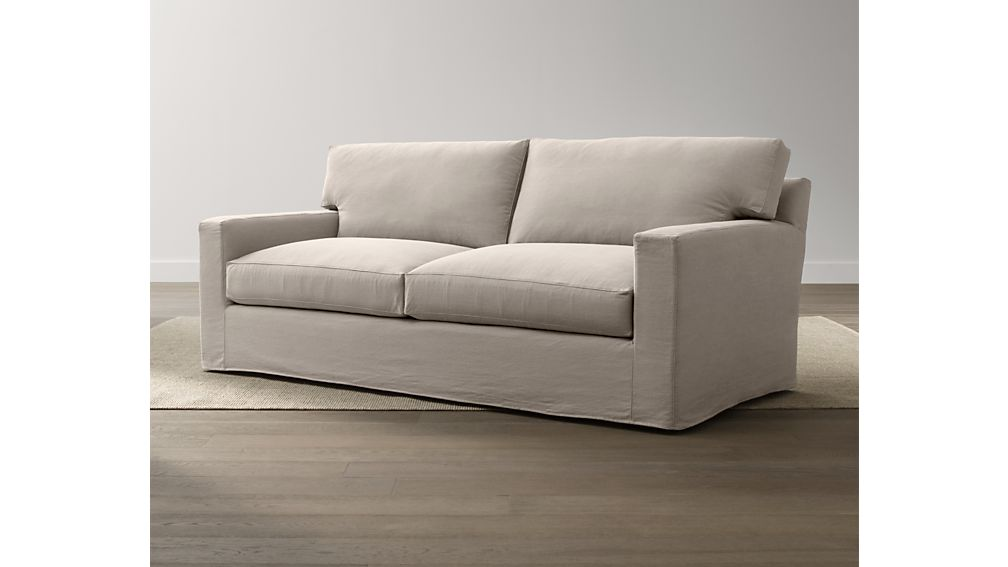 Slipcover Only for Axis II Right Arm Sectional Chaise