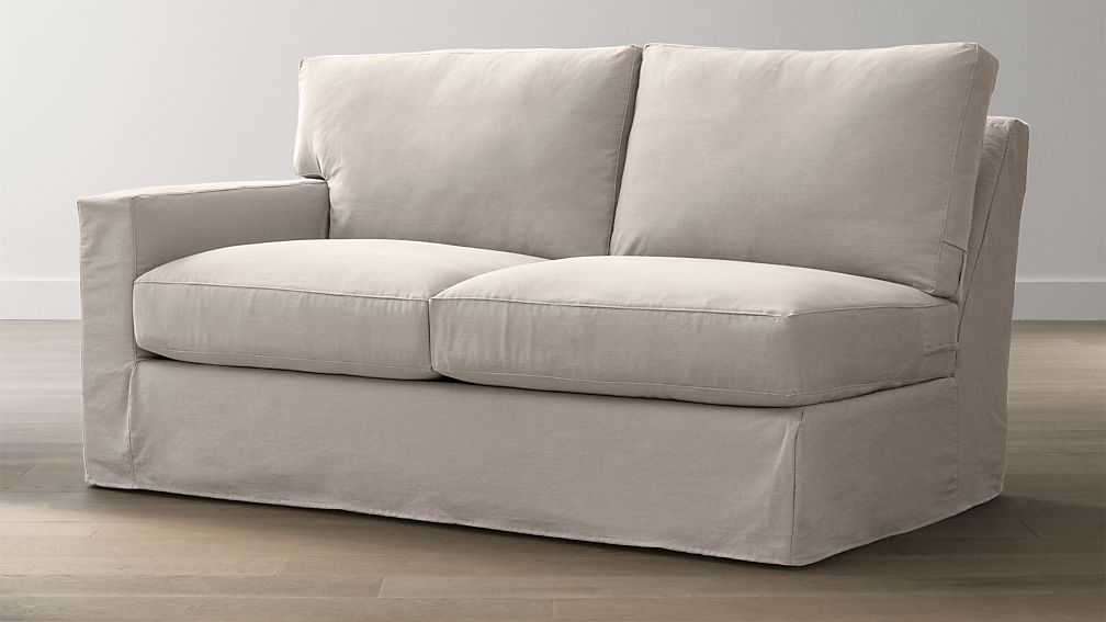 Slipcover Only for Axis II Left Arm Sectional Apartment Sofa