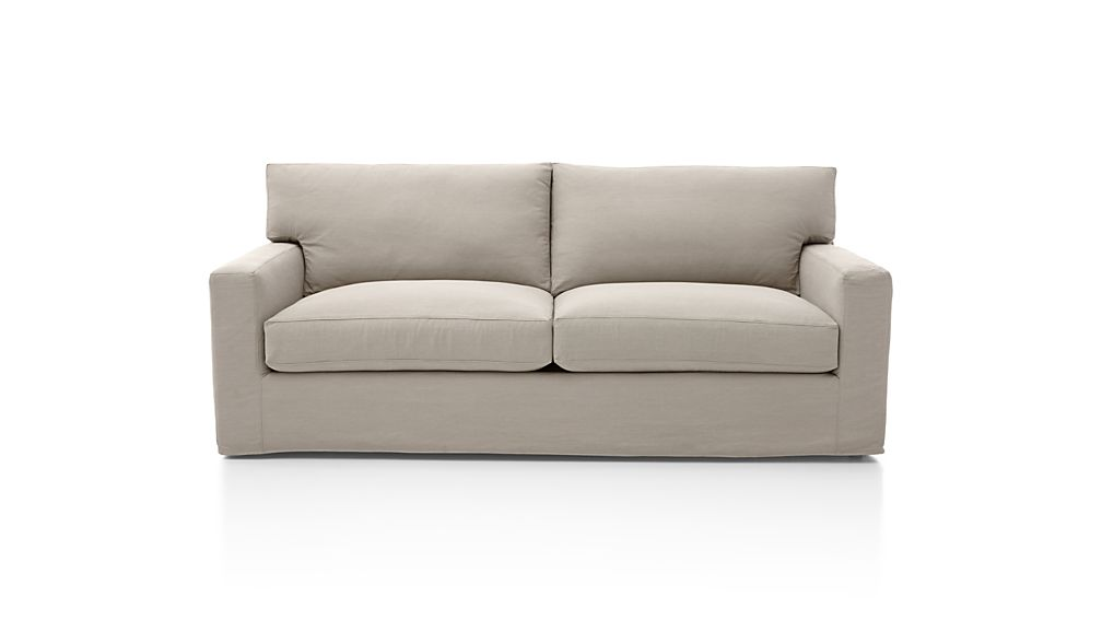 Slipcover Only for Axis II Right Arm Sectional Apartment Sofa