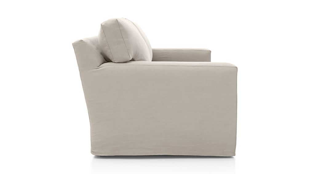 Slipcover Only for Axis II Right Arm Sectional Loveseat