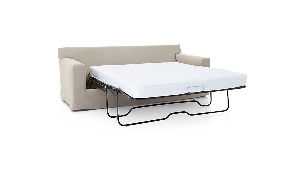 Axis II Slipcovered 3-Seat Queen Sleeper Sofa