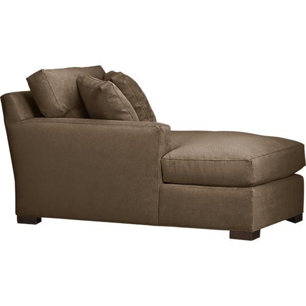Axis Left Arm Sectional Chaise