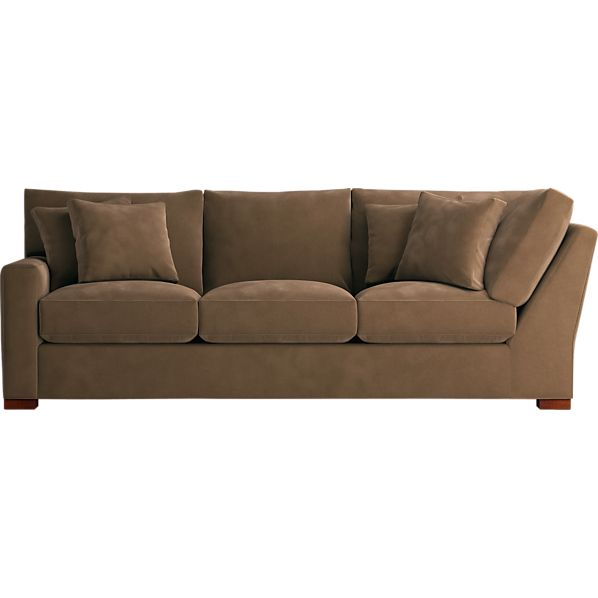 Axis Left Arm Sectional Corner Sofa