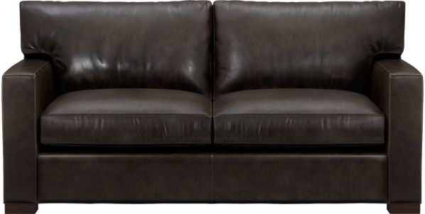 American Leather Sleeper Sofa Crate And Barrel