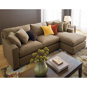 Axis 2-Piece Sectional Sofa