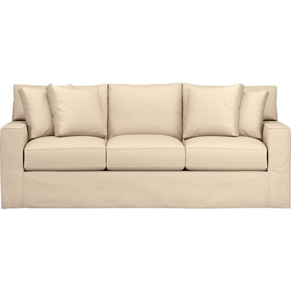 Slipcover Only for Axis 3-Seat Queen Sleeper Sofa