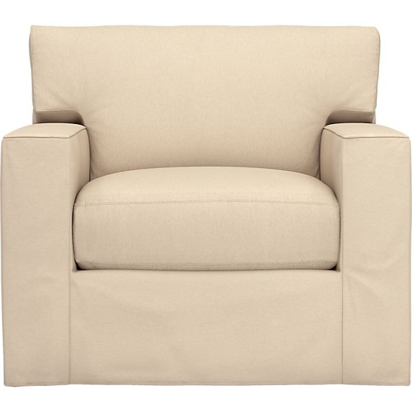 "Slipcover Only for Axis 42"" Chair"