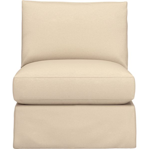 Slipcover Only for Axis Armless Sectional Chair