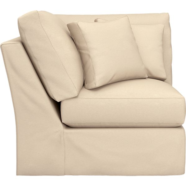 Slipcover Only for Axis Sectional Corner