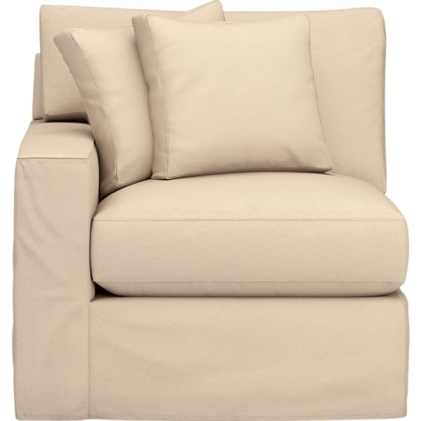 Slipcover Only for Axis Left Arm Sectional Chair