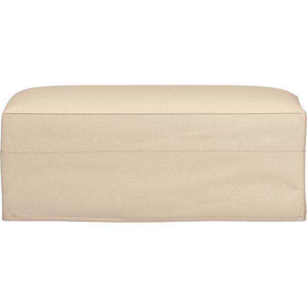 Slipcover Only for Axis Storage Ottoman
