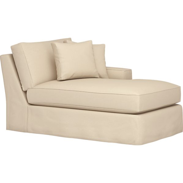 Slipcover Only for Axis Right Arm Sectional Chaise