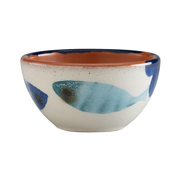 "Azul 3.5"" Bowl"