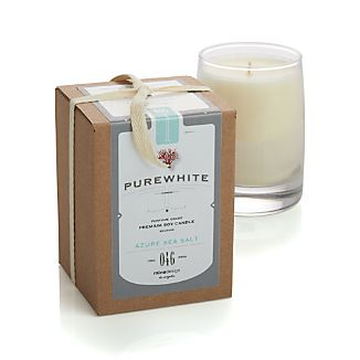 Azure Sea Salt Scented Candle