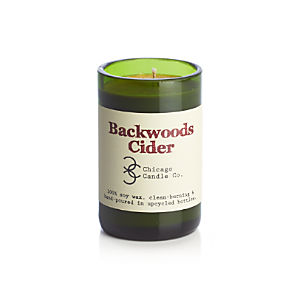 Backwoods Cider Scented Candle