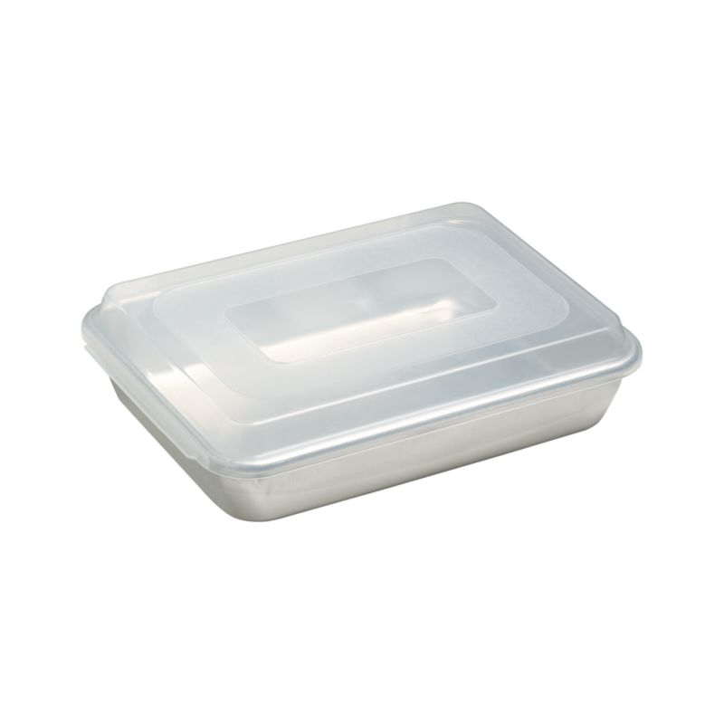 """Nordic Ware -« Bake and Store 13""""x9"""" Pan"""