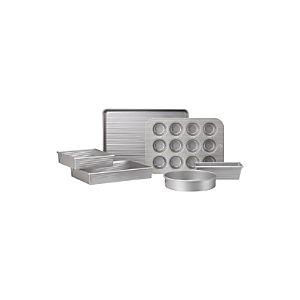 USA Pan Pro Line 6-Piece Bakeware Set