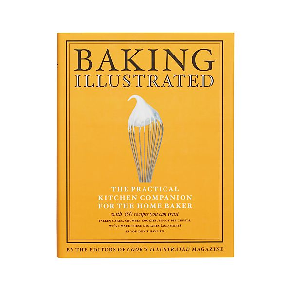 Baking Illustrated Cookbook