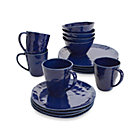 Baltic 16-Piece Dinnerware Set: four 4-piece place settings.