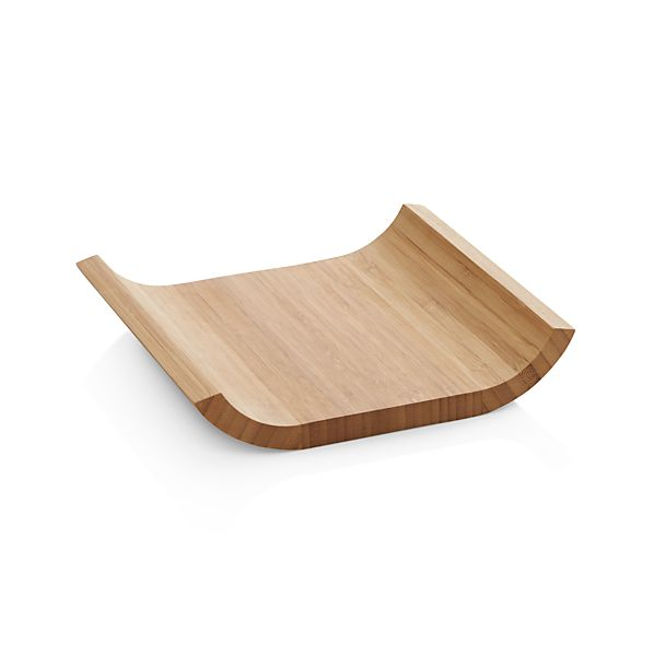 Bamboo Plate Crate And Barrel