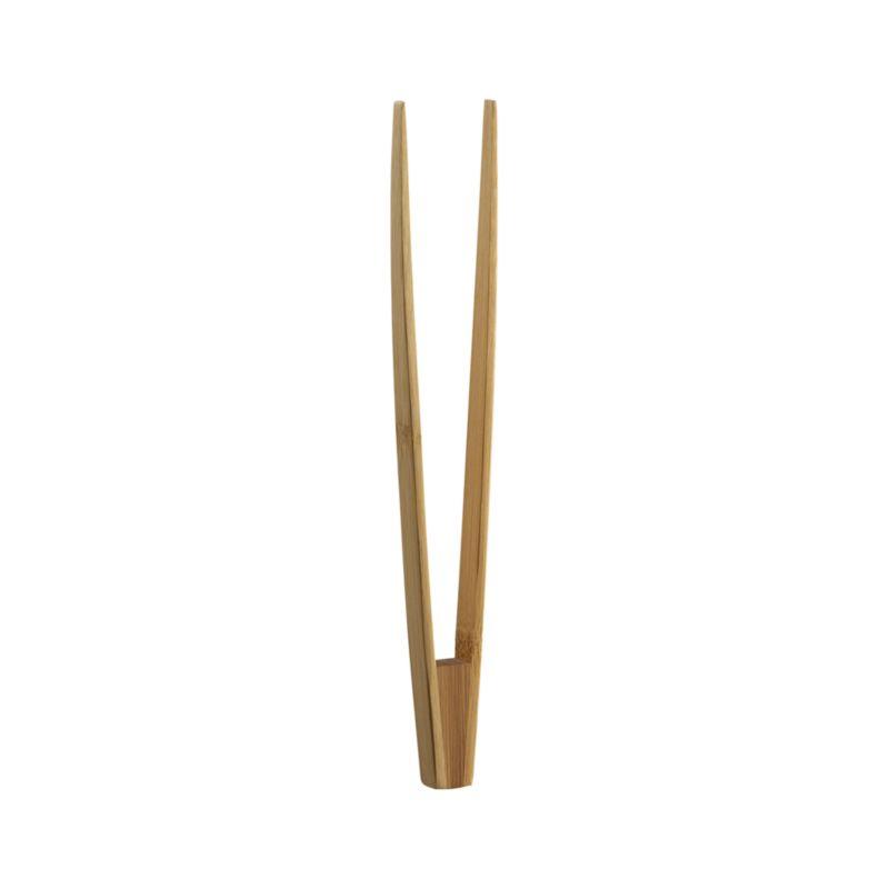 Bamboo Toast Tongs
