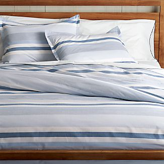 Bar Harbor Twin Duvet Cover