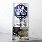Bar Keepers Friend Cookware Cleanser & Polish. 12 oz.