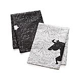Barbecue Dish Towels Set of Two
