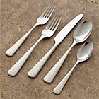 Barberry 5-Piece Flatware Place Setting.