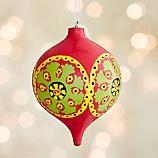 Baroque Onion Ornament