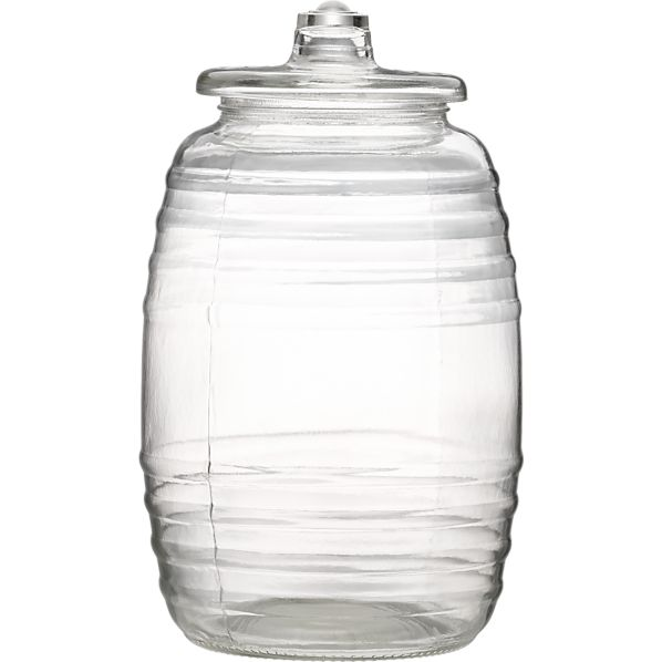 10-Liter Barrel Jar