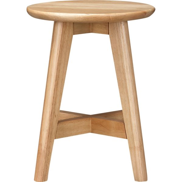 "Natural 18"" Barstool"