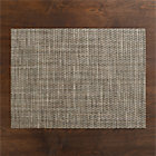 Chilewich® Platinum Basketweave Placemat .