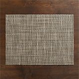 Chilewich Platinum Basketweave Placemat