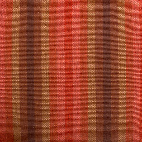 Basque Berry Stripe Chair Cushion