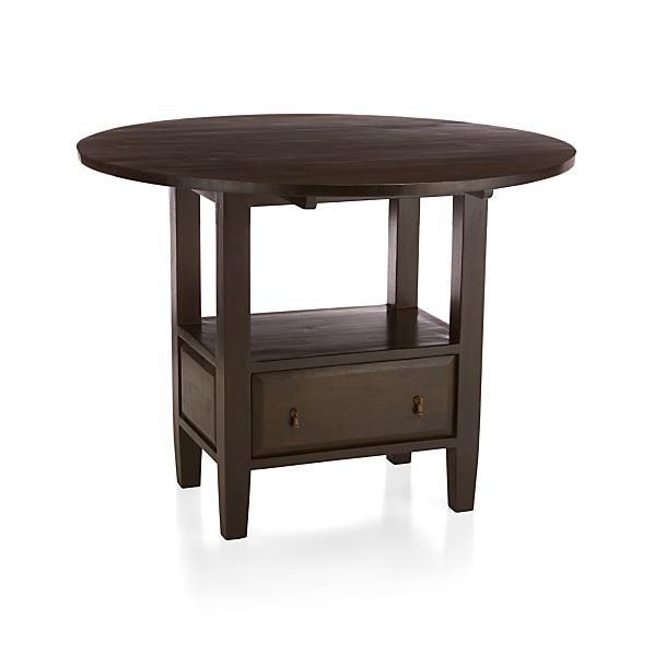Basque Java High Dining Table