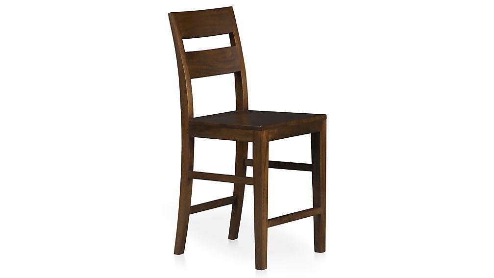 Basque Red Chair–Bar Stool Cushion