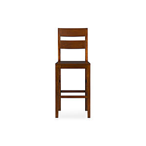 "Basque Honey 30"" Bar Stool"