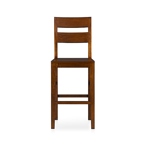 "Basque Honey 30"" Barstool"