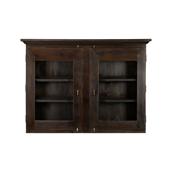 Basque Java Large Hutch Top