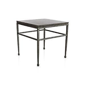 Bastille Granite Side Table