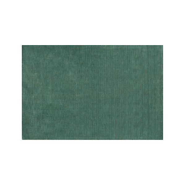 Baxter Jade Green Wool 8'x10' Rug