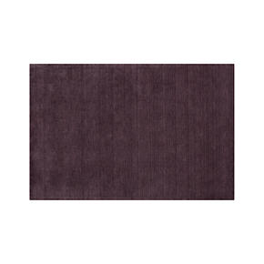 Baxter Plum 6x9 Rug
