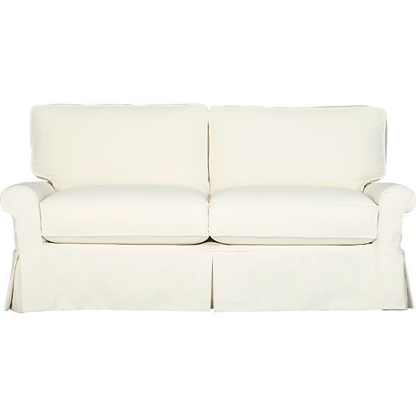 Cottage Style Bayside Willow Sleeper Sofa At Crate And