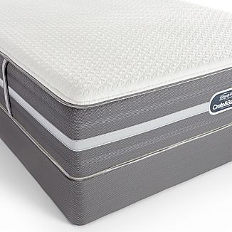 Simmons ® Queen Beautyrest ® Recharge Hybrid Plush Mattress