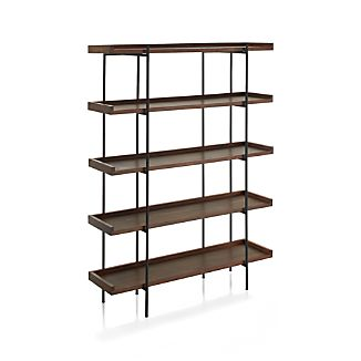 Beckett 5-High Shelf