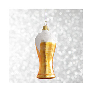 Pilsner Beer Ornament