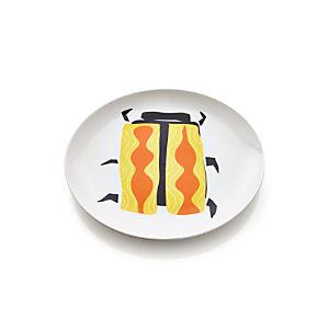 Yellow Beetle Plate